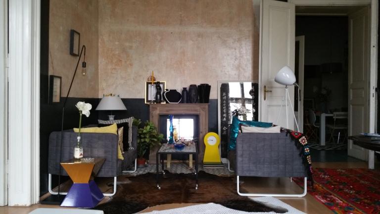 #gamanacasa living room cozy