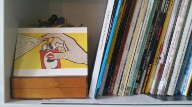 Art in post cards gamanacasa