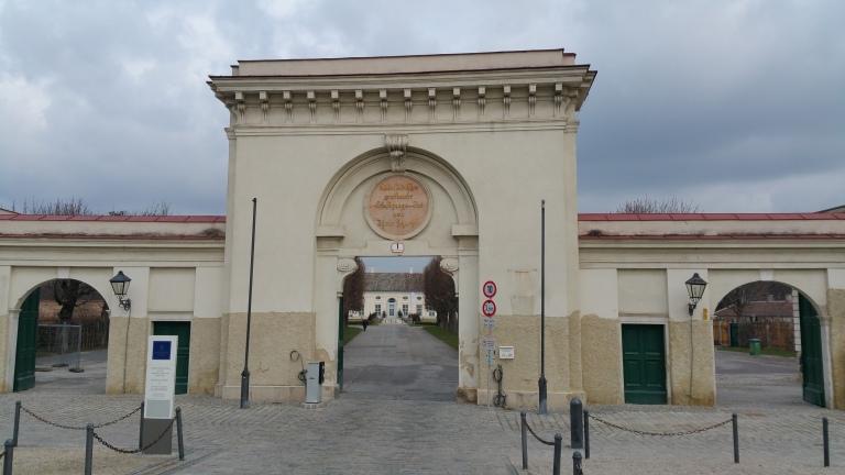 Augarten entrance gamamacasa