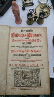 Centenarial book Vienna flea market gamanacasa