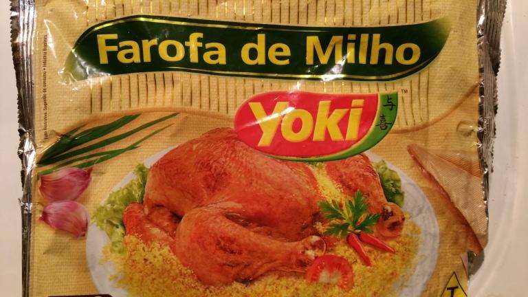 Farofa de Milho gamanacasa