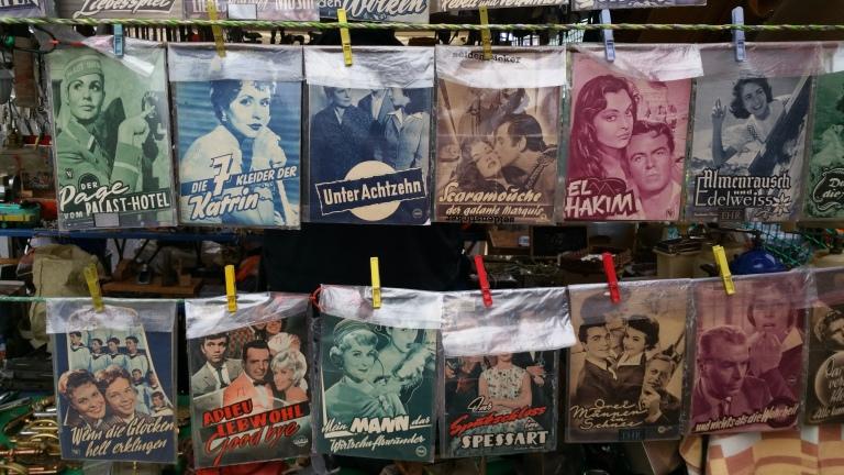 Flea market Vienna gamanacasa