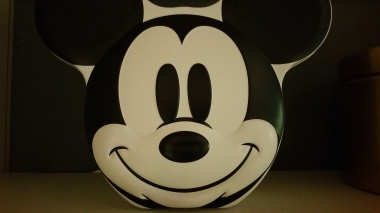 Mickey Mouse gamanacasa
