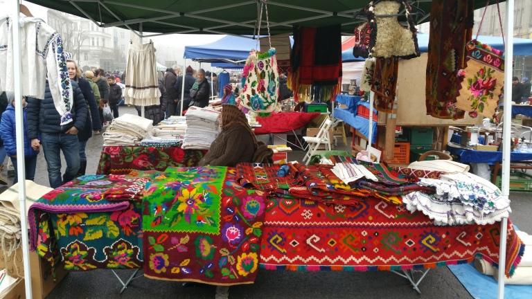 My rugs'seller Vienna flea market gamanacasa