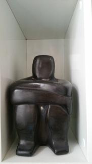 My seating bull #gamanacasa