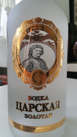 My vodka gamanacasa