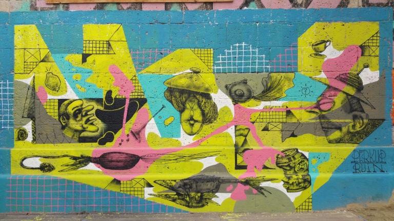 gamanacasa danube graffitti 5