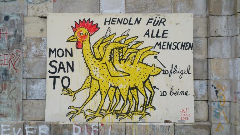 gamanacasa danube graffitti