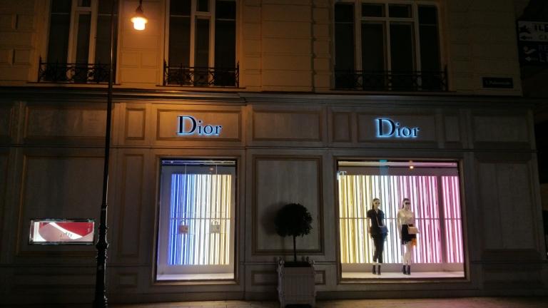gamanacasa VIenna Dior