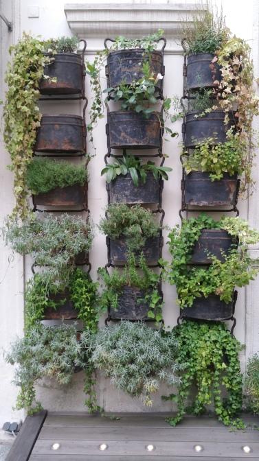 gamanacasa green wall vienna austria