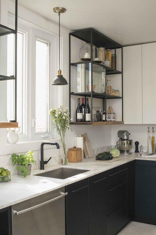 gamanacasa kitchen apartmenttherapy