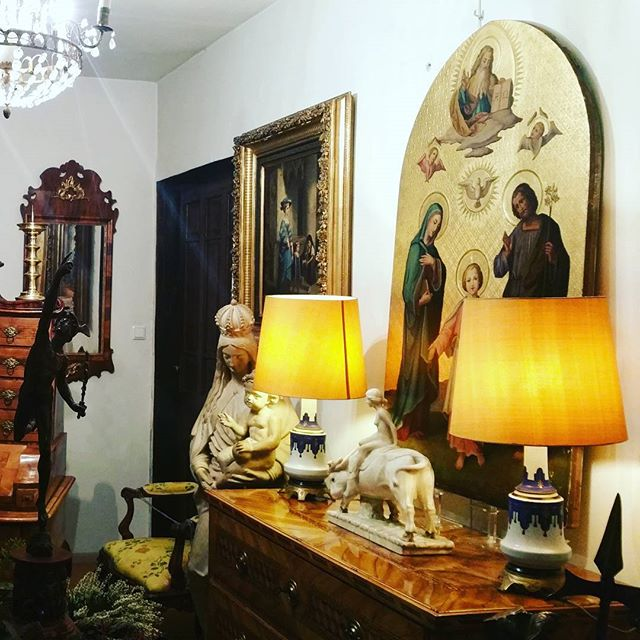 gamanacasa yellow 3 antiques vienna