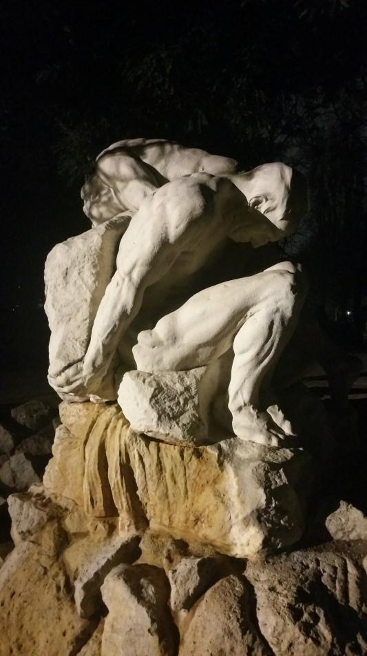 Gamanacasa vienna stadtpark naked man