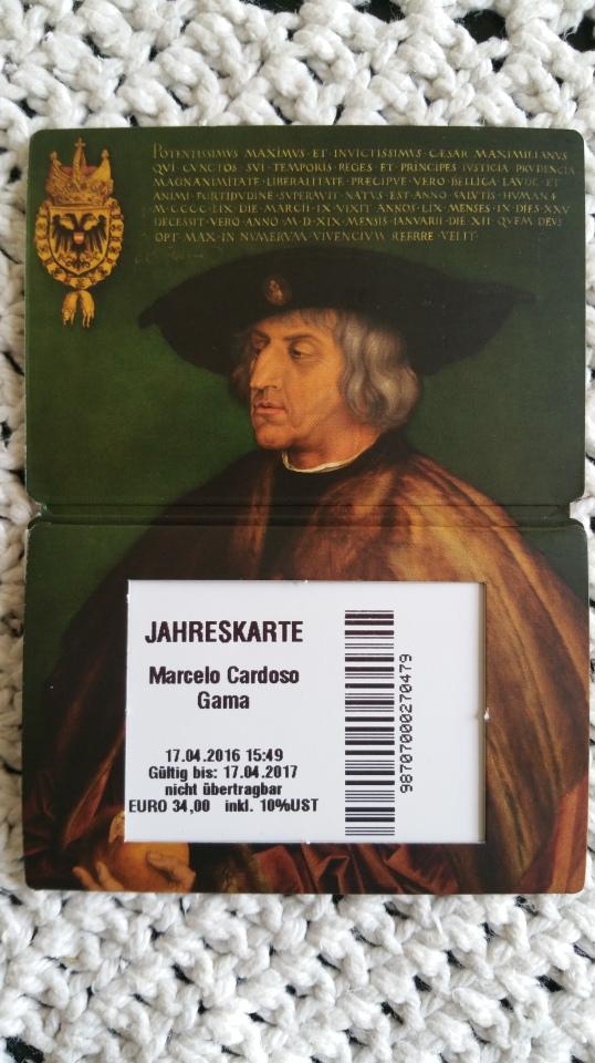 Gamanacasa vienna wien museum ticket