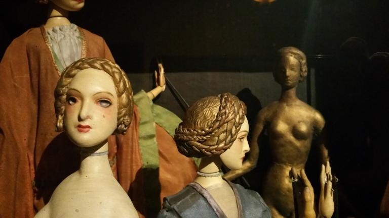 Gamaanacasa vienna theatre museum puppets