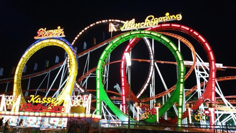 Gamanacasa vienna amusement park prater