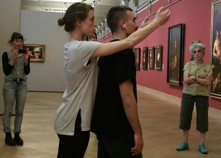 Gamanacasa vienna dancing museums tati fabio