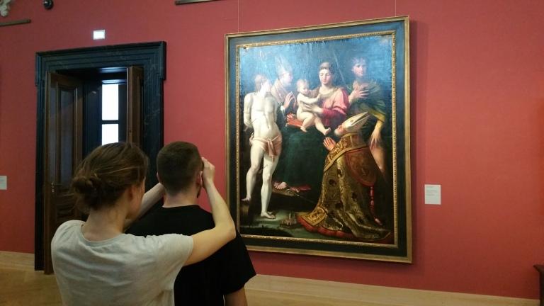 Gamanacasa vienna dancing museums tatiana fabio