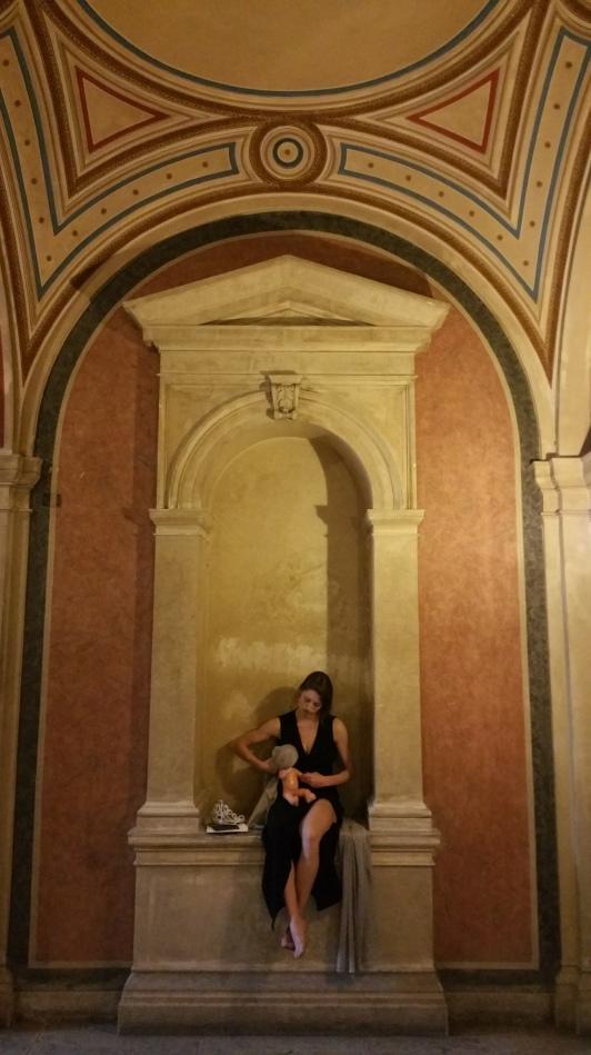Gamanacasa vienna dancing museums tatiana