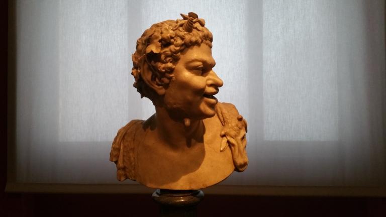 Gamanacasa vienna museum bacchus