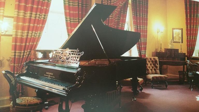 Gamanacasa vienna piano home 2