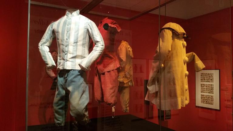 Gamanacasa vienna theatermuseum costumes