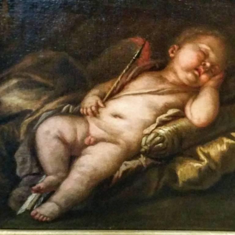 gamanacasa vienna angel sleeping