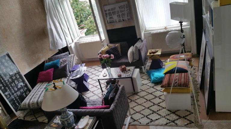 Gamanacasa vienna living room overview 3