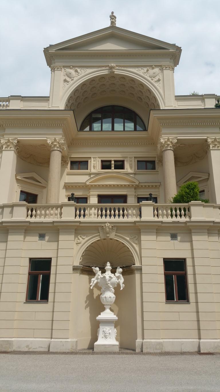 Gamanacasa vienna palace lichtenstein alserbach
