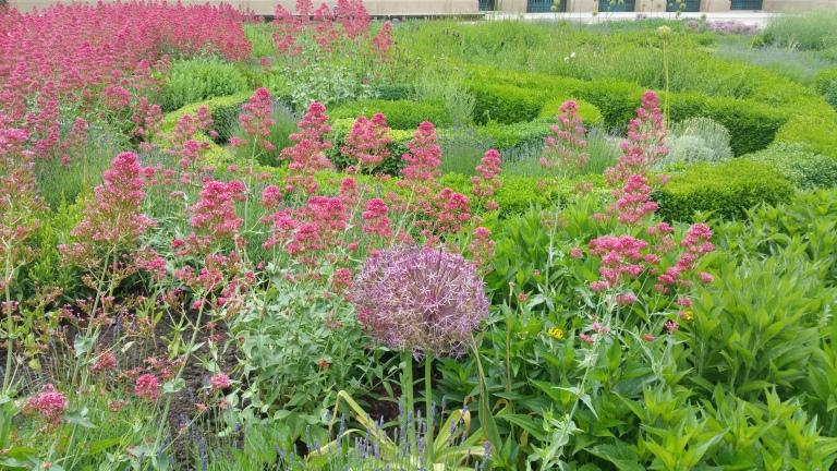 Gamanacasa vienna palace lichtenstein garden