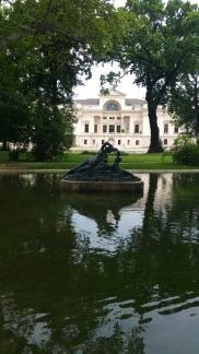 Gamanacasa vienna palace lichtenstein park