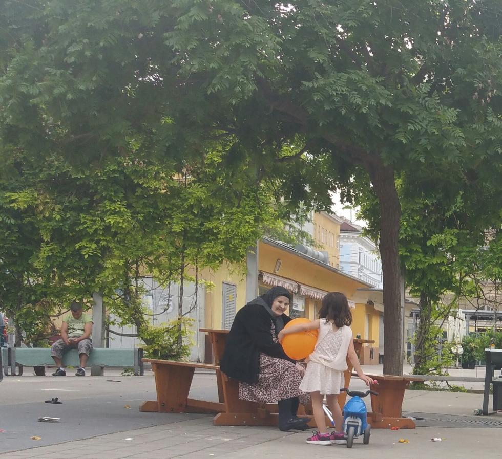 Gamanacasa vienna public space market 10