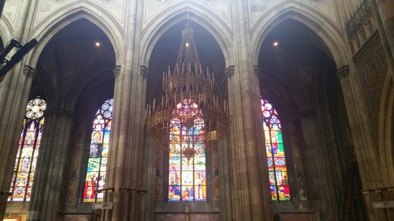 Gamanacasa vienna votivkirche sunlight