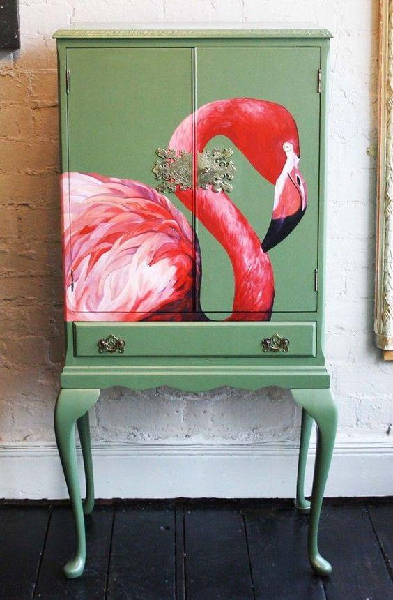gamanacasa animal decor flamingo 3